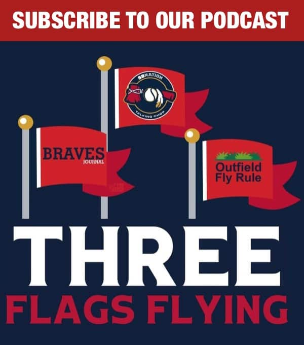 Three Flags Flying Podcast