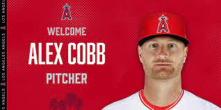 Alex Cobb trade to Angels from Orioles